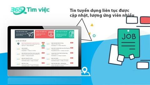 Tìm việc tại Bắc Ninh đơn giản, hiệu quả với Timviec365.vn