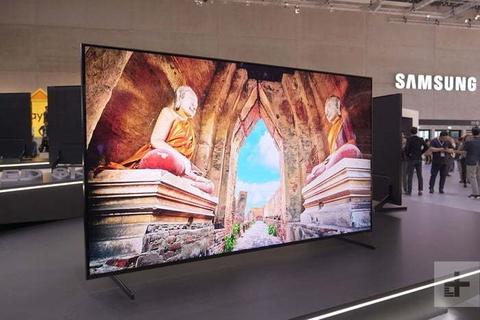TV 8K cua Samsung gioi thieu tai CES 2019 co gi dac biet? hinh anh