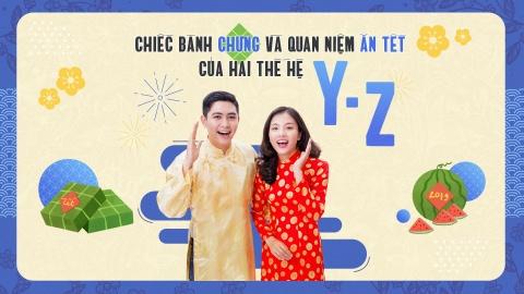 Chiec banh chung va quan niem an Tet cua 2 the he Y - Z hinh anh 2