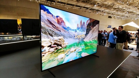 Samsung dan dau trong 90 nam phat trien cua TV hinh anh