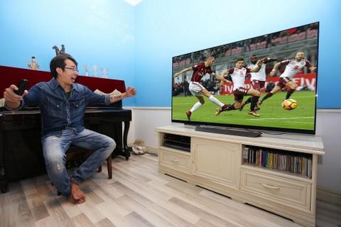 Tin do phim anh, fan the thao nen mua TV LG 4K nao? hinh anh 5