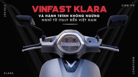 VinFast Klara va hanh trinh khong ngung nghi tu Italy den Viet Nam hinh anh 2