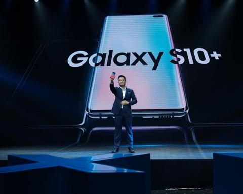 Galaxy S10 gia tu 21 trieu dong, len ke ngay 8/3 tai Viet Nam hinh anh 1