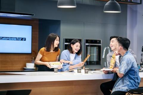Tai sao Samsung dat showcase hien dai dau tien cua chau A tai VN? hinh anh 5