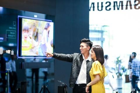 Tai sao Samsung dat showcase hien dai dau tien cua chau A tai VN? hinh anh 8