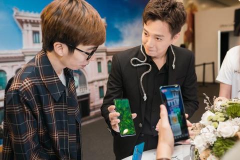 'Huawei P30 Pro la smartphone rat dang de trai nghiem' hinh anh 2