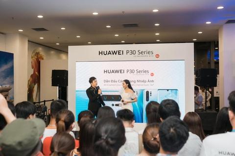 'Huawei P30 Pro la smartphone rat dang de trai nghiem' hinh anh 3