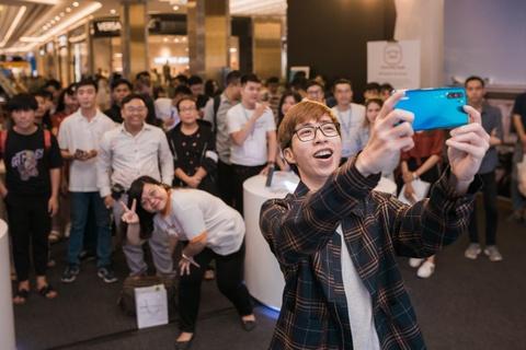 'Huawei P30 Pro la smartphone rat dang de trai nghiem' hinh anh 7