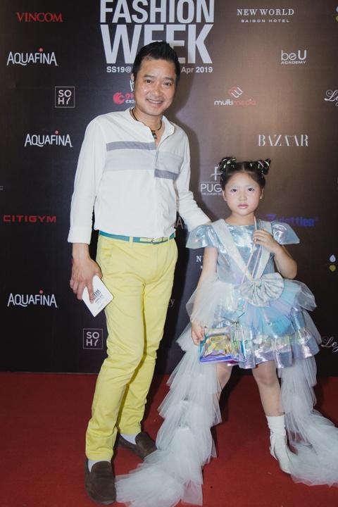 Phuong Trinh Jolie, Thuy Nga ho bao tren tham do Aquafina VIFW ngay 3 hinh anh 16