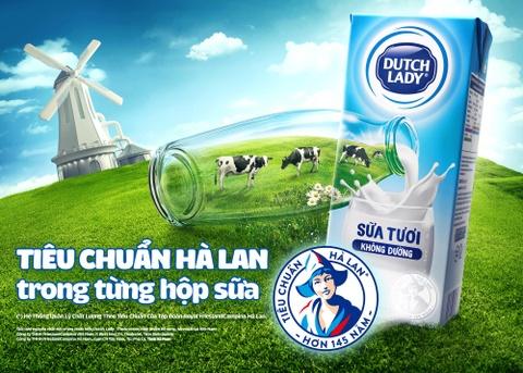 Bo bi quyet chuan giup chat luong sua tuoi Co Gai Ha Lan dong nhat hinh anh 15