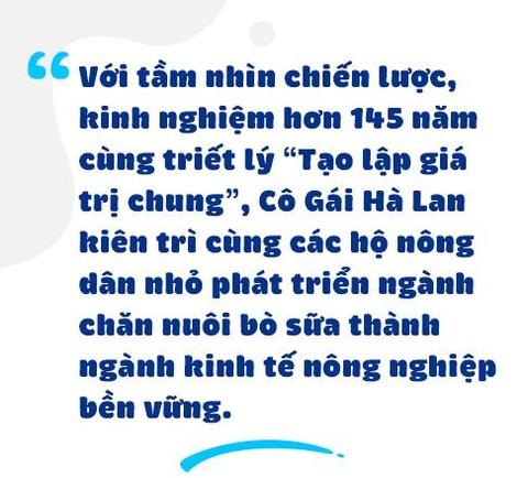 Bo bi quyet chuan giup chat luong sua tuoi Co Gai Ha Lan dong nhat hinh anh 6