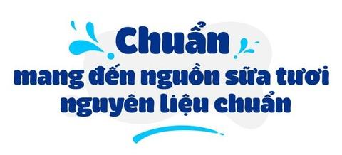 Bo bi quyet chuan giup chat luong sua tuoi Co Gai Ha Lan dong nhat hinh anh 5