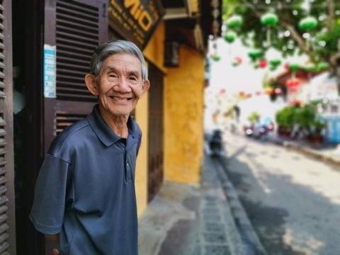 Co mot Viet Nam dep den nao long qua goc may P30 Pro hinh anh 32