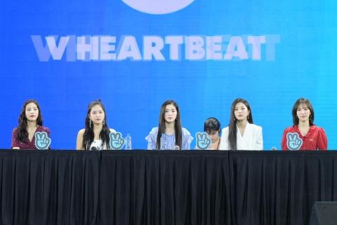 Red Velvet: 'Chung toi chinh la mon qua cho khan gia Viet Nam' hinh anh 2