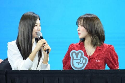 Red Velvet: 'Chung toi chinh la mon qua cho khan gia Viet Nam' hinh anh 3