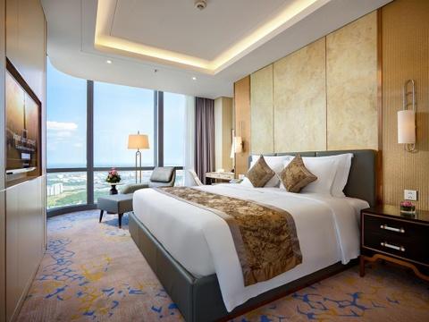 Khai truong Vinpearl Luxury va dai quan sat cao nhat Dong Nam A hinh anh 4