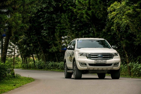Ford Everest moi - 'ho moc them canh' voi nhung nang cap dang gia hinh anh 5