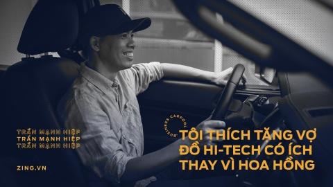 Cu Hiep: Toi thich tang vo do Hi-Tech co ich thay vi hoa hong hinh anh 2