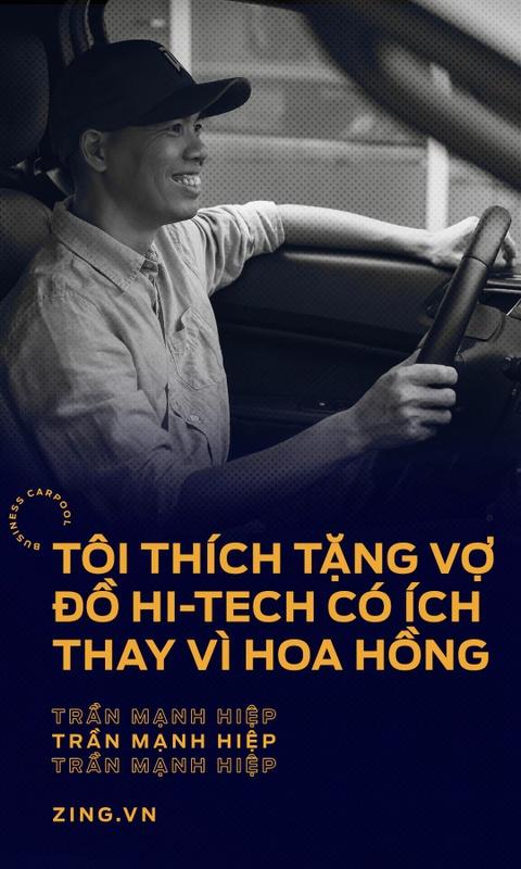 Cu Hiep: Toi thich tang vo do Hi-Tech co ich thay vi hoa hong hinh anh 1