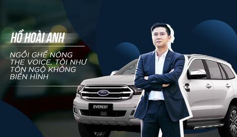 Ho Hoai Anh: Ngoi ghe nong The Voice, toi nhu Ton Ngo Khong bien hinh hinh anh 2