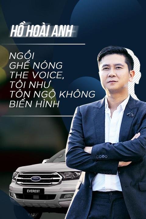 Ho Hoai Anh: Ngoi ghe nong The Voice, toi nhu Ton Ngo Khong bien hinh hinh anh 1