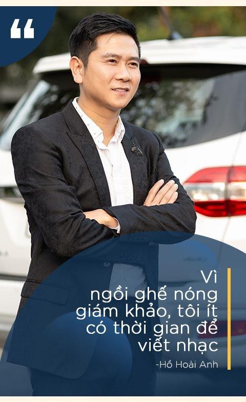 Ho Hoai Anh: Ngoi ghe nong The Voice, toi nhu Ton Ngo Khong bien hinh hinh anh 4