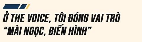 Ho Hoai Anh: Ngoi ghe nong The Voice, toi nhu Ton Ngo Khong bien hinh hinh anh 3