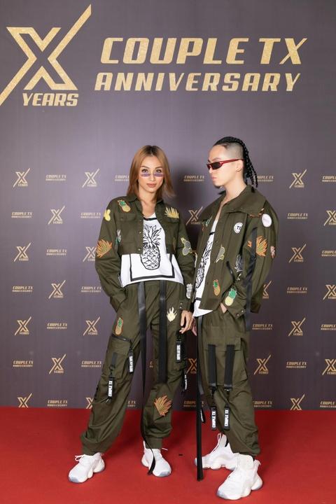Fashion show 'Take my hand' an tuong nho thong diep bao ve moi truong hinh anh 12