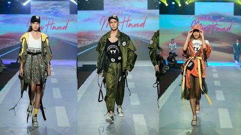 Fashion show 'Take my hand' an tuong nho thong diep bao ve moi truong hinh anh 3