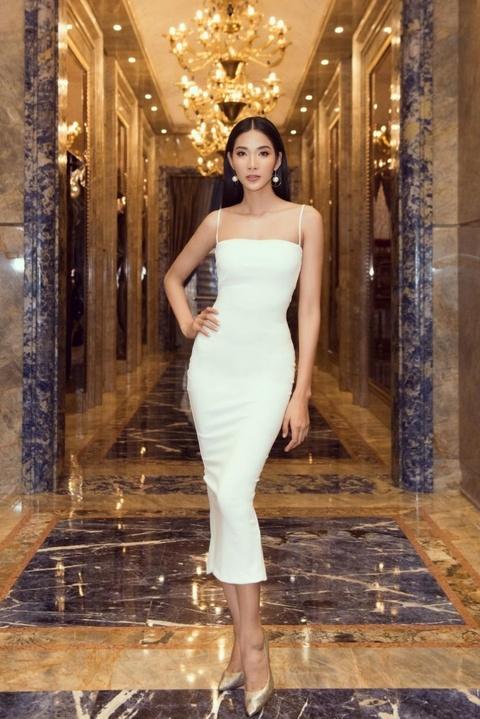 Chau Hai My: 'Phu nu muon dep phai chu dong cham soc, giu gin' hinh anh 5