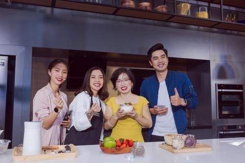 Hana Giang Anh: 'Ban chon an ngon hay dang ngon?' hinh anh 8