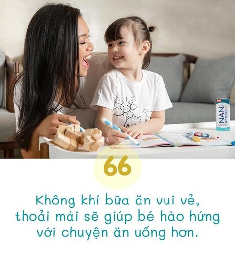 Kén ăn không phải lỗi do con, hãy để bữa ăn là thời gian hạnh phúc