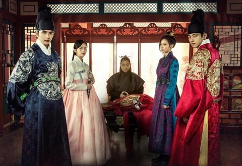 Vi sao phim co trang Han - Trung hap dan khan gia? hinh anh