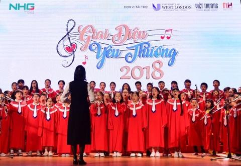 NHG to chuc dem nhac Giang sinh 'Qua tang yeu thuong' hinh anh