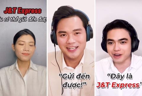 J&T Express doi moi cach truyen thong bang mang xa hoi hinh anh