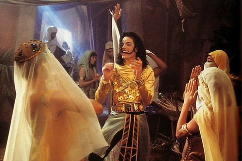 Michael Jackson - 'Remember the Time' hinh anh