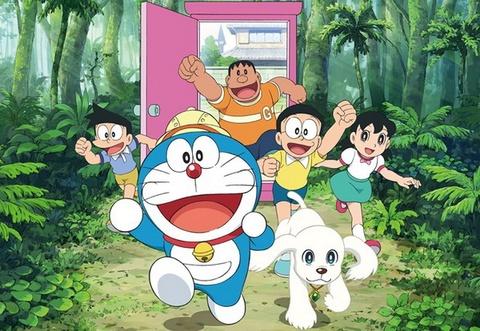 Tro ve tuoi tho mot thuo voi phim 'Doraemon' moi hinh anh