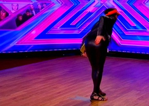 Starlight vo mong ve phia giam khao (X Factor 2014) hinh anh