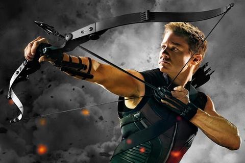 Sieu anh hung Hawkeye kho long co phim rieng hinh anh
