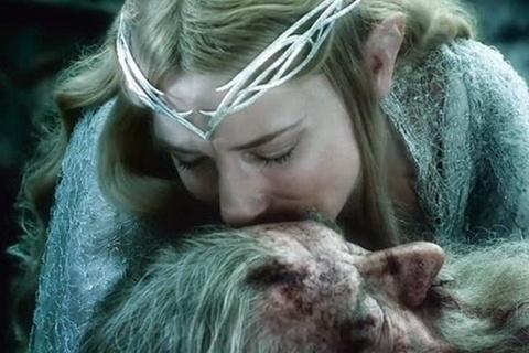 Trailer bo phim 'Nguoi Hobbit: Dai chien 5 canh quan' hinh anh