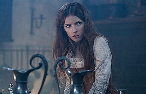 Anna Kendrick - 'On the Steps of the Palace' hinh anh