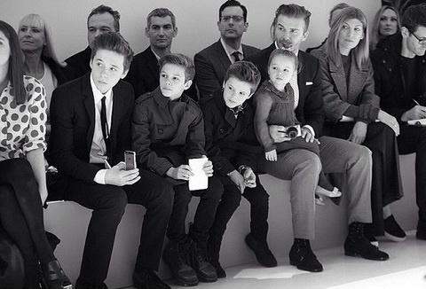 Beyonce & David Beckham: Khi danh tieng cung co the thua ke hinh anh