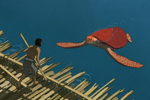 Studio Ghibli hop tac voi tac gia phim ngan 'Cha va con gai' hinh anh