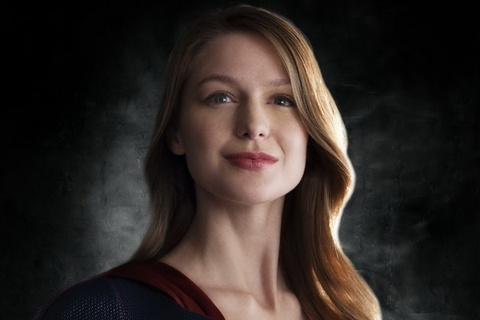 'Supergirl' chuan bi len song truyen hinh hinh anh