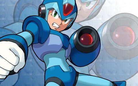 Sieu nhan Mega Man tai xuat tren truyen hinh hinh anh