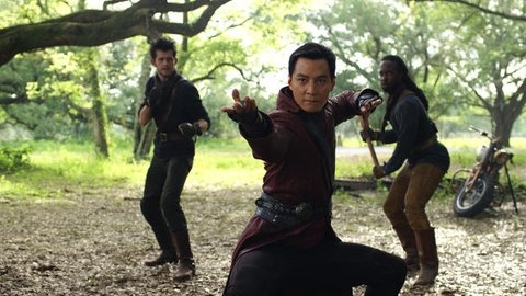 Trailer series 'Into the Badlands' hinh anh