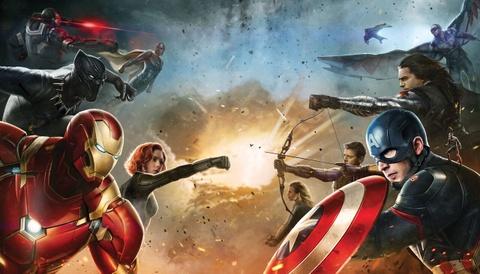 Xac nhan phe phai sieu anh hung trong 'Captain America 3' hinh anh