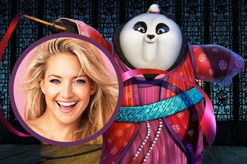 Kate Hudson bat ngo tham gia 'Kung Fu Panda 3' hinh anh