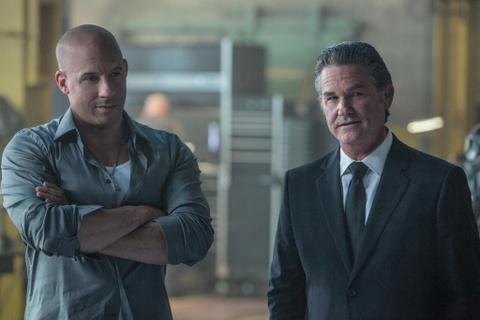 Marvel nham sao 'Fast & Furious 7' lam cha Star-Lord hinh anh