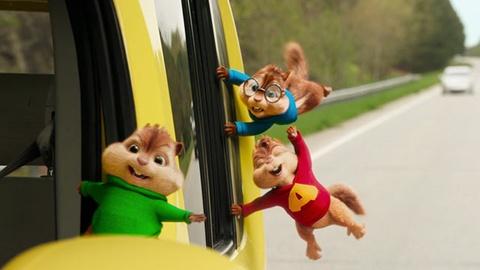 Trailer bo phim 'Alvin and the Chipmunks: Soc chuot du hi' hinh anh